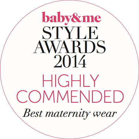Madderson comes Highly Commended by baby & me magazine!