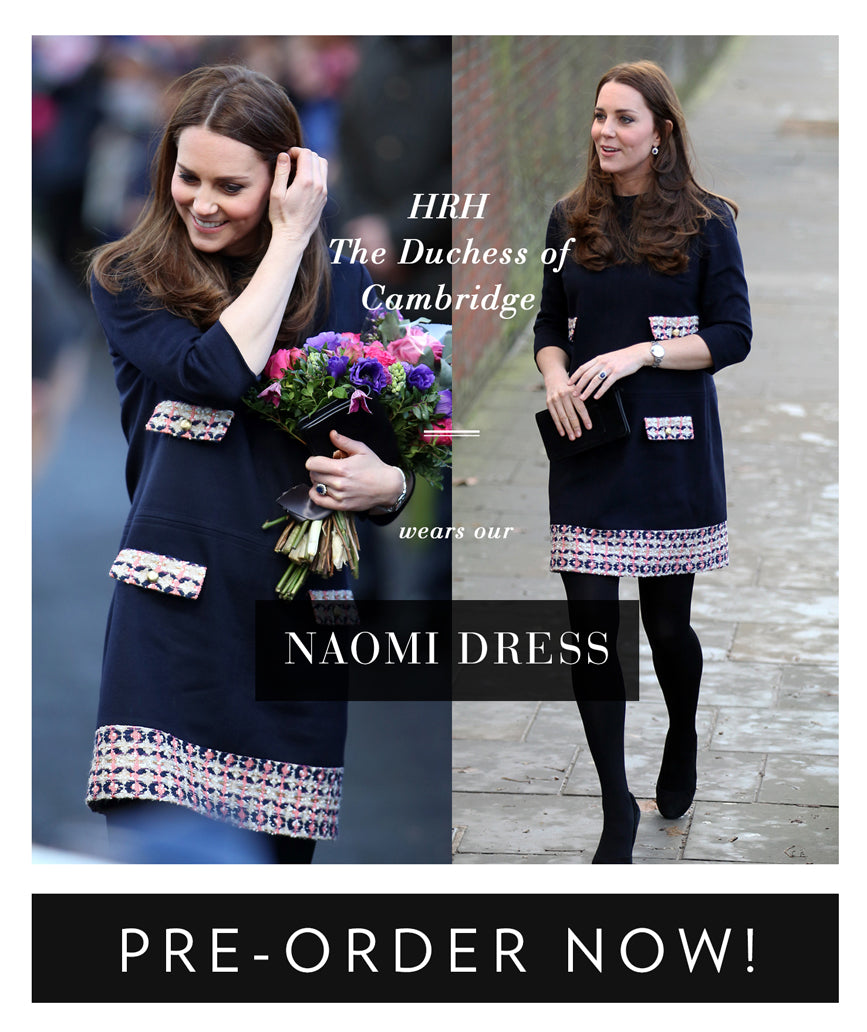 Naomi Dress To Be Re-Stocked