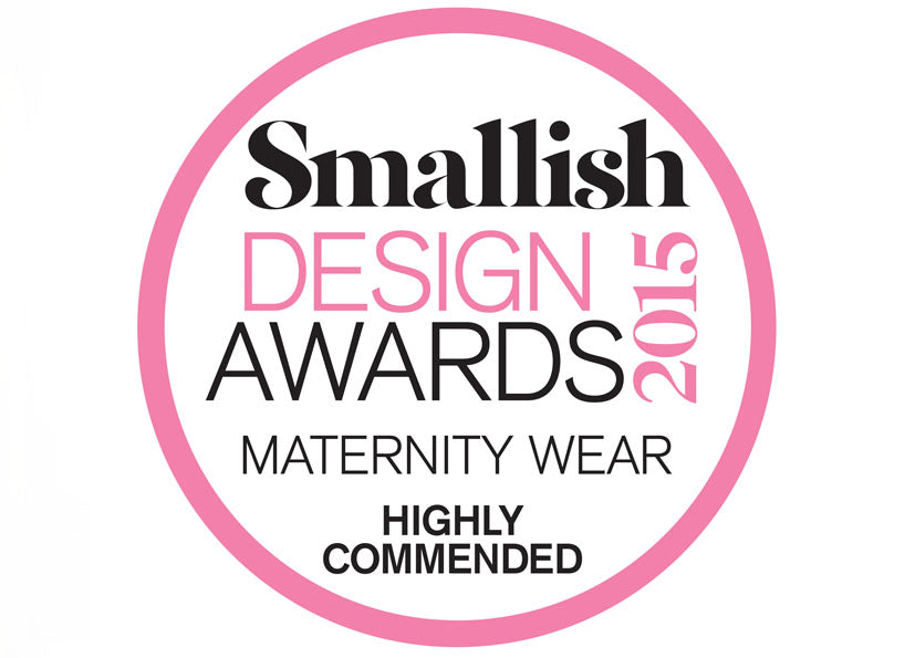 'Highly Commended' in Smallish Design Awards 2015