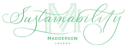 Madderson London Sustainability