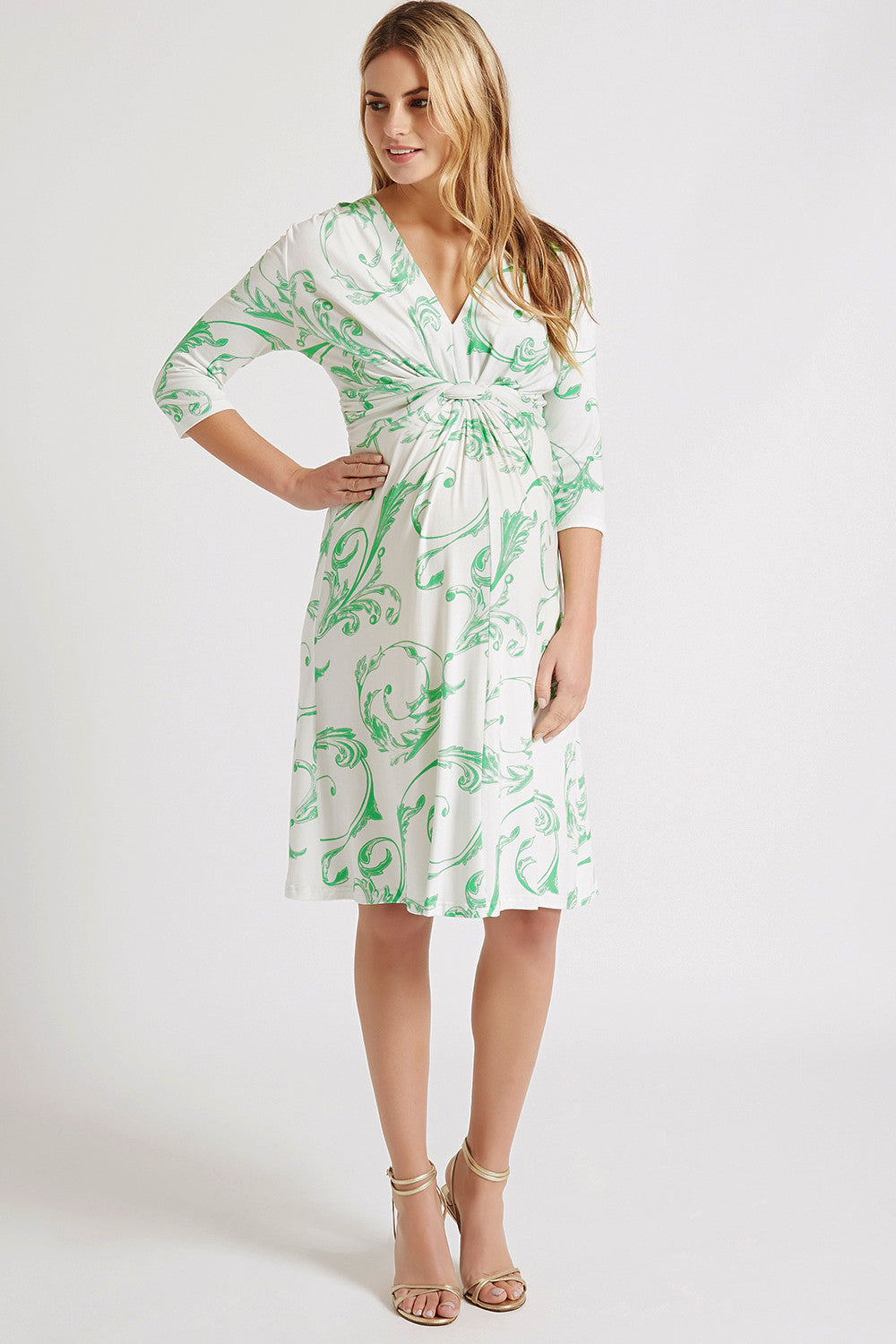 Annabel Dress - Maternity Outlet - Madderson London