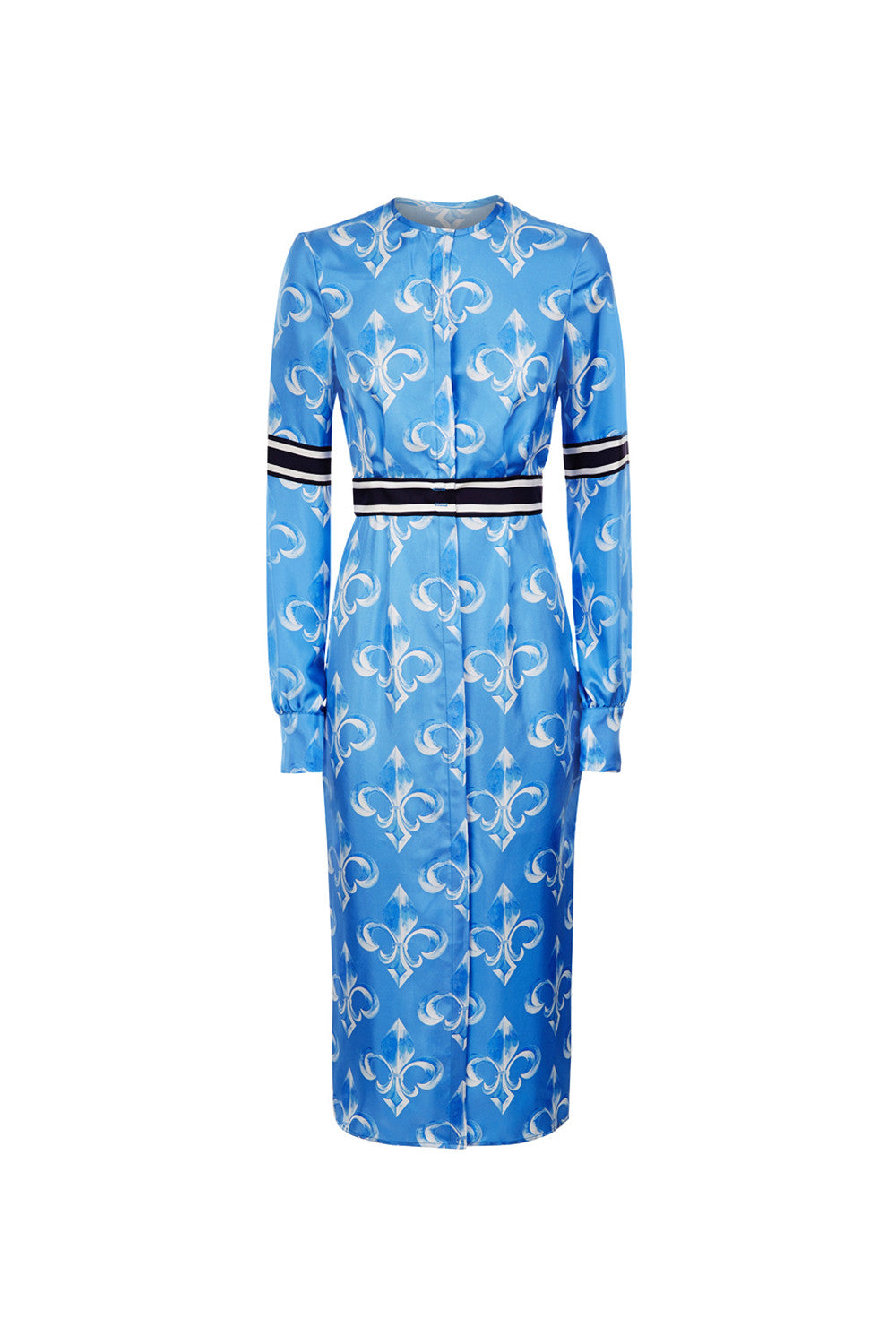 Blythe Midi Dress - Womenswear Outlet - Madderson London