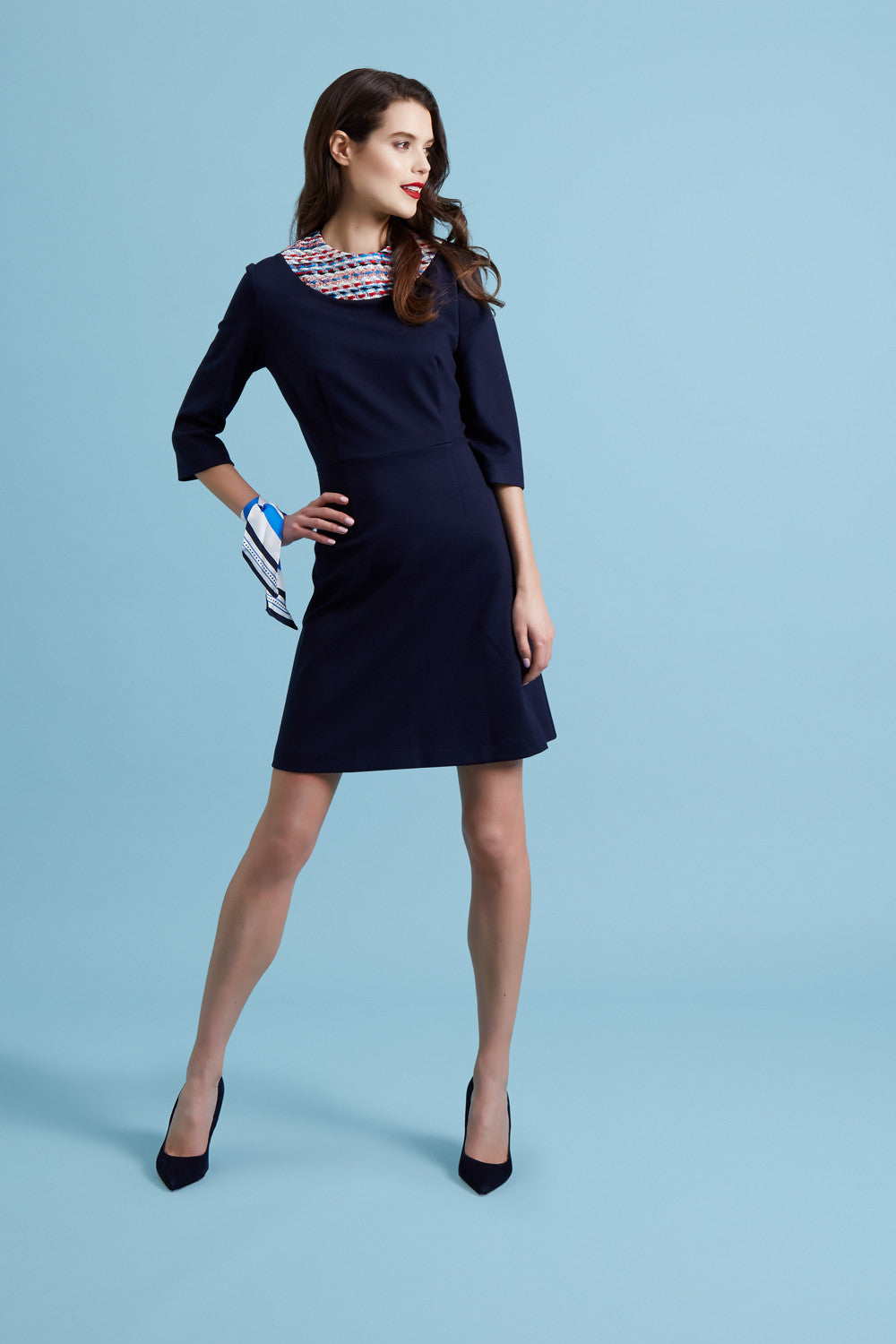 Cecily Dress - Womenswear - Madderson London