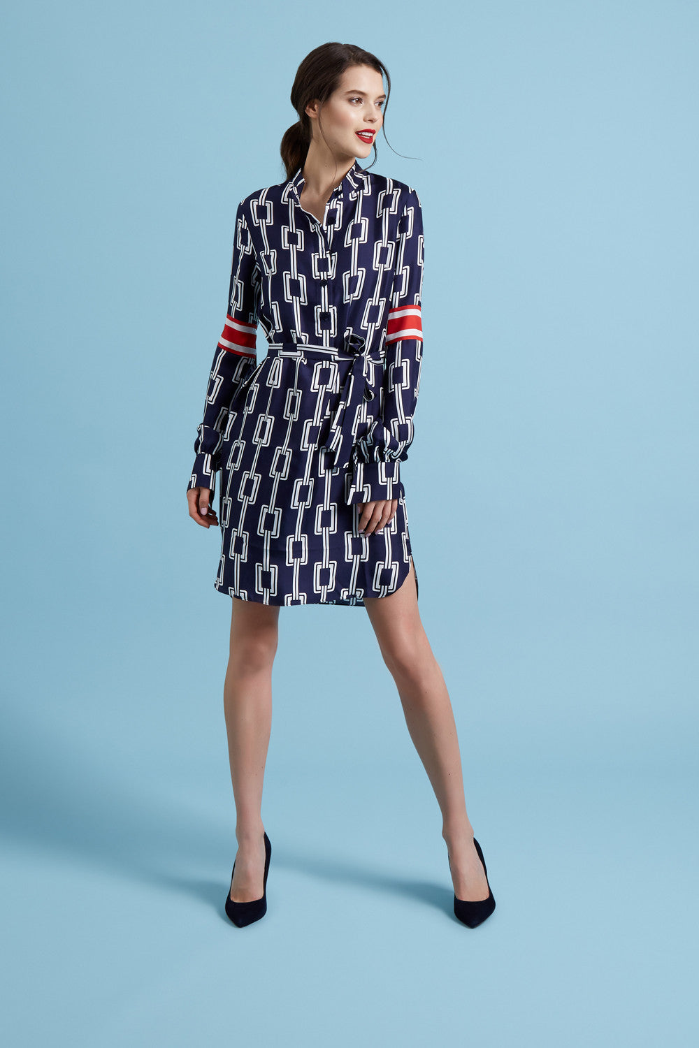 Josephine Shirtwaister - Womenswear - Madderson London
