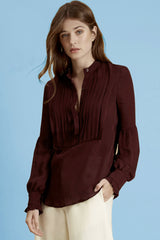 Nancy shirt - Womenswear - Madderson London