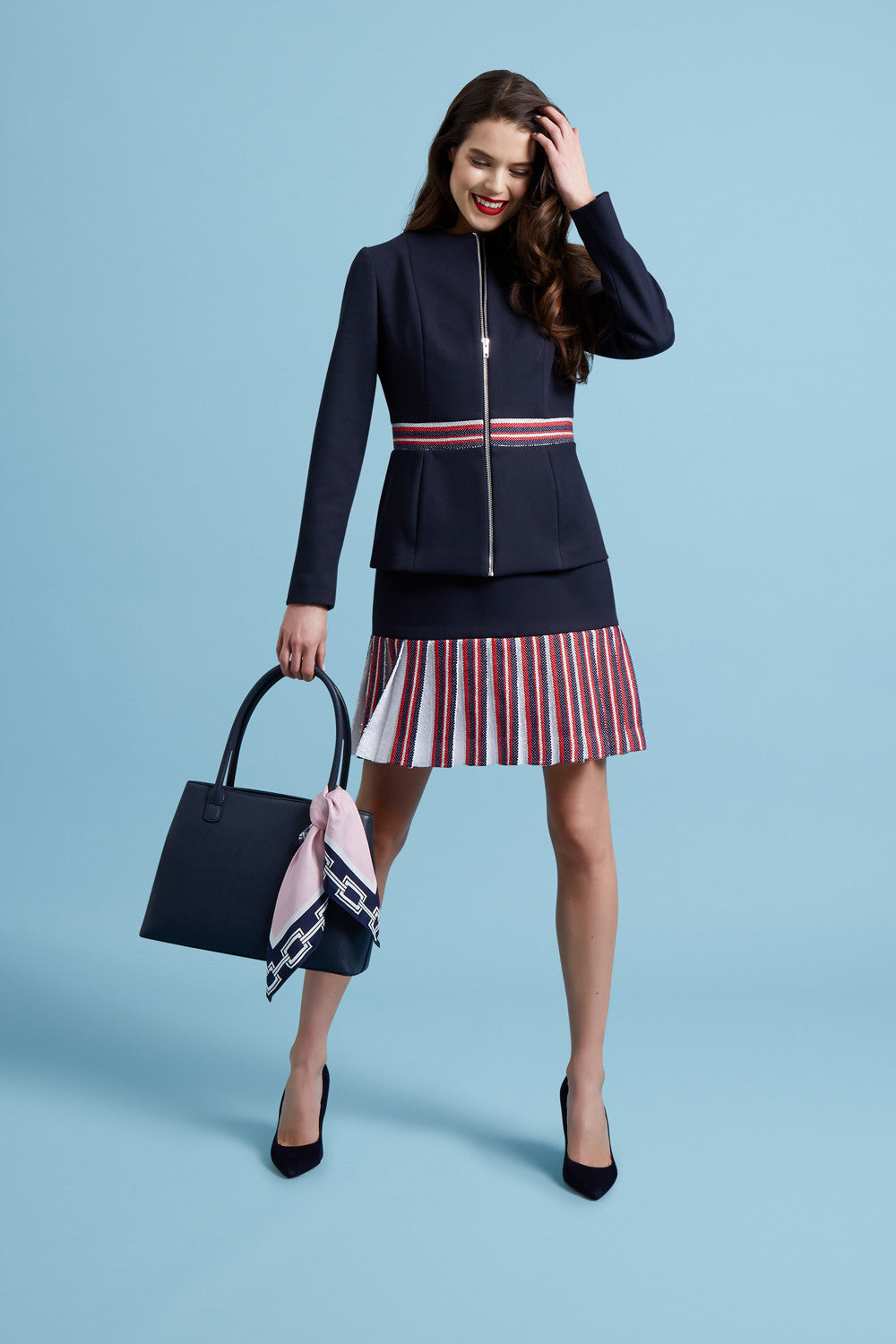 Reagan Jacket - Womenswear - Madderson London