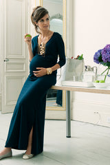 Saturday - Navy - Maternity - Madderson London