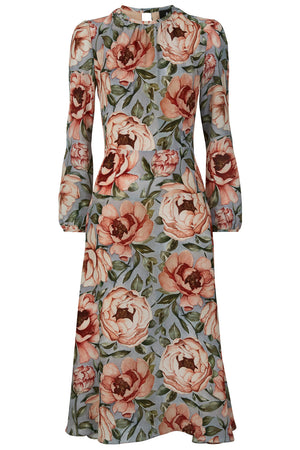 Titania Midi Dress - Womenswear - Madderson London