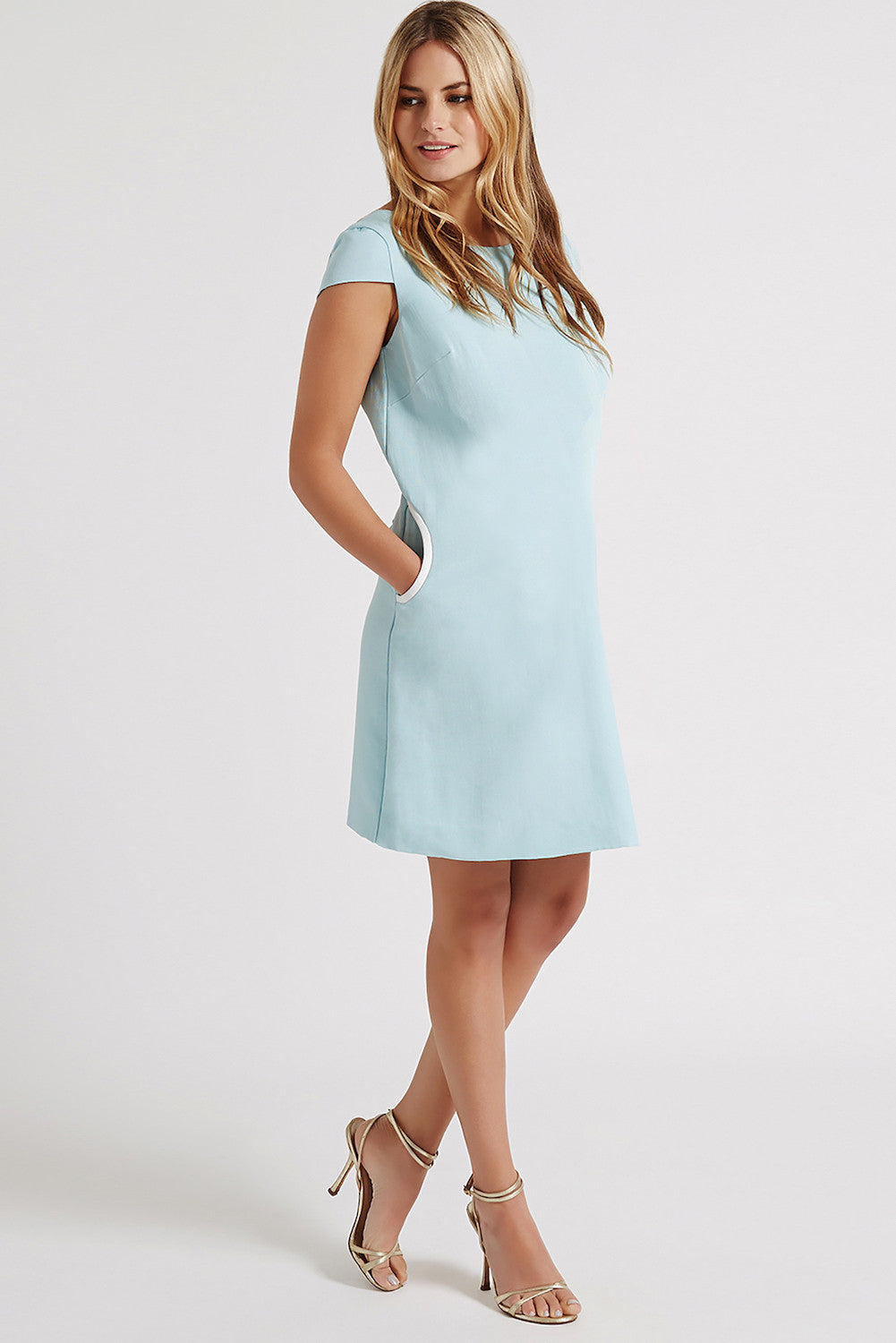 Viola Dress - Womenswear Outlet - Madderson London