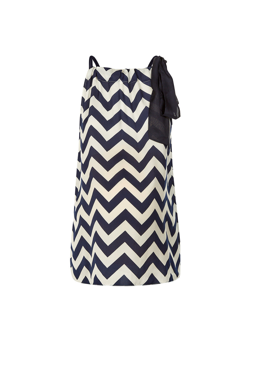 Charlotte Top - Chevron - Maternity - Madderson London