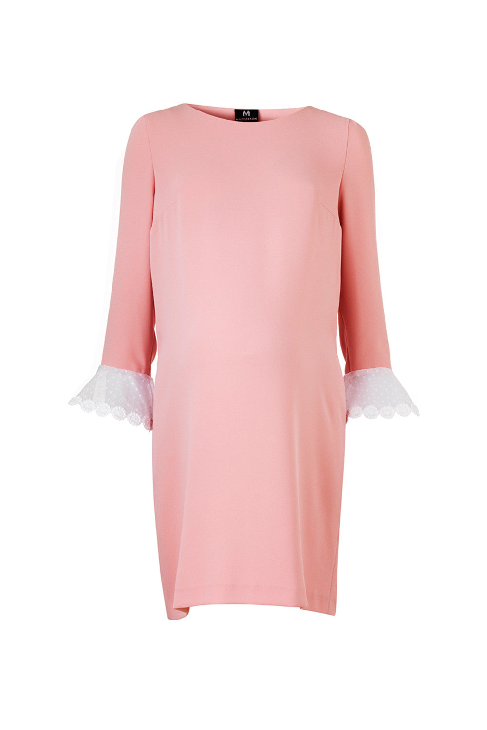Lavinia Dress - Pink - Maternity Outlet - Madderson London