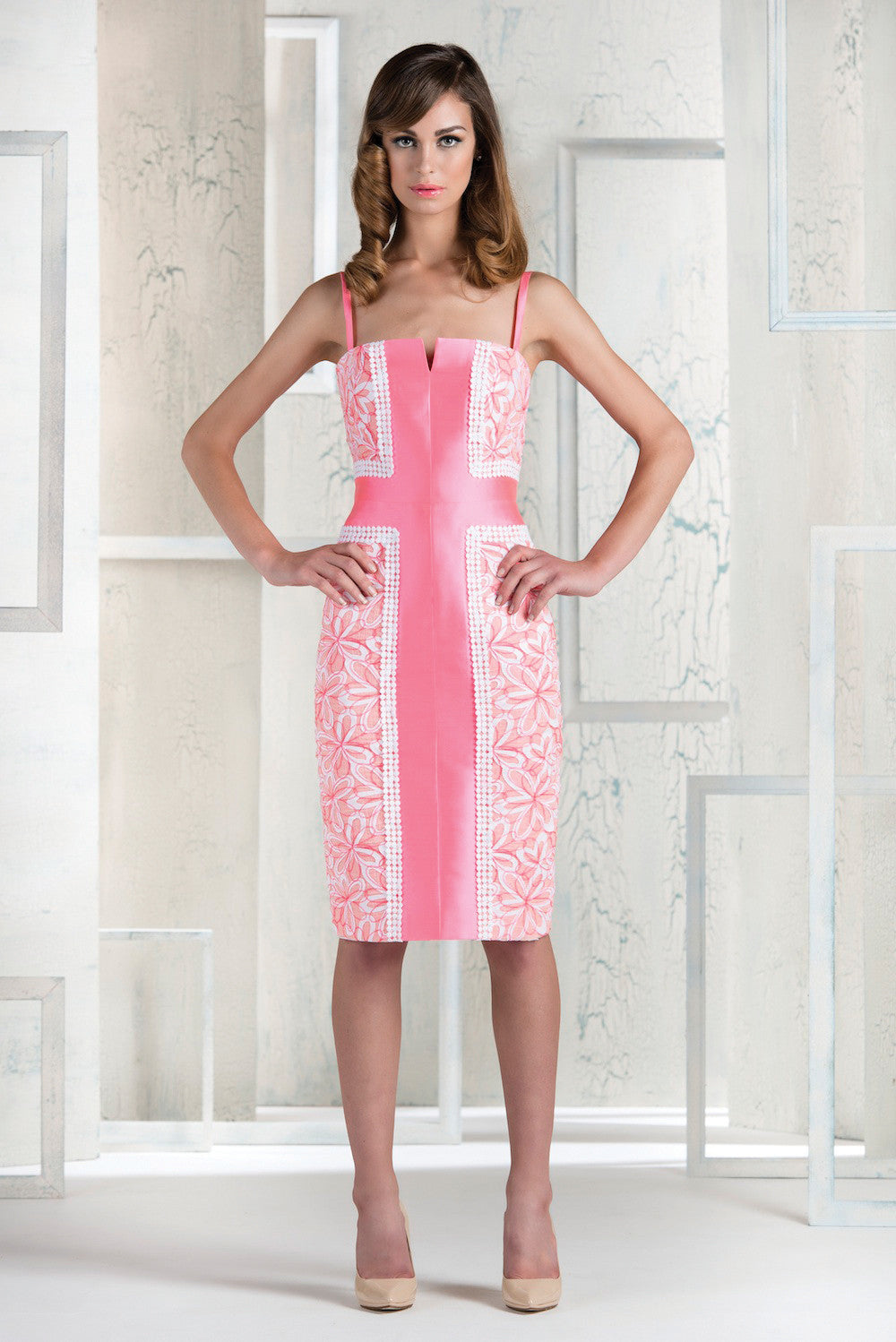 Alexia Dress - Womenswear Outlet - Madderson London