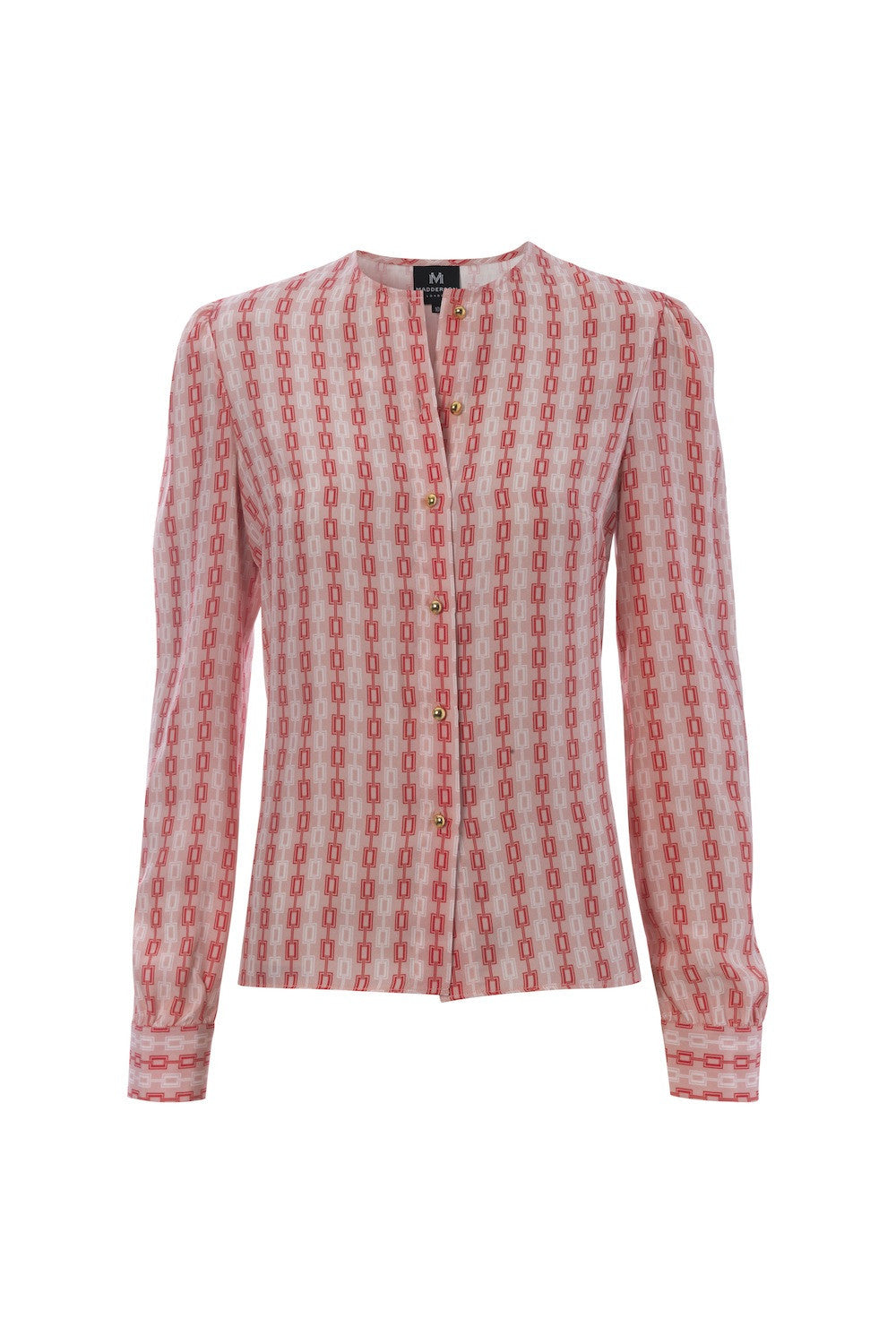 Mia Blouse - Pink - Womenswear Outlet - Madderson London