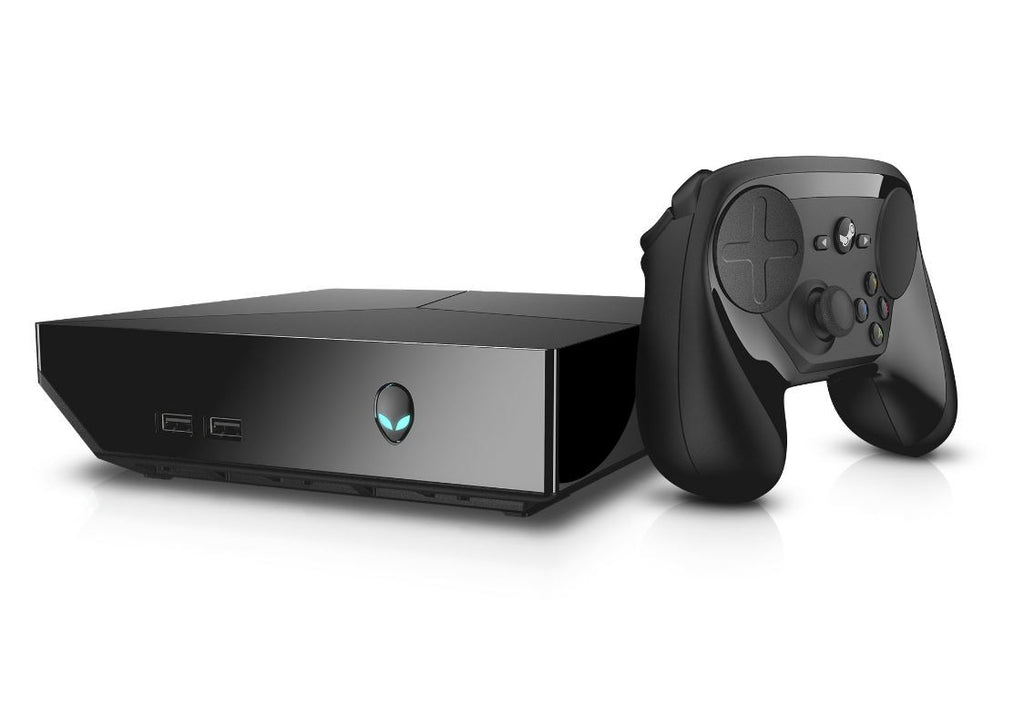 Alienware Alpha ASM100 i5 8GB Steam Machine Gaming PC & Controller