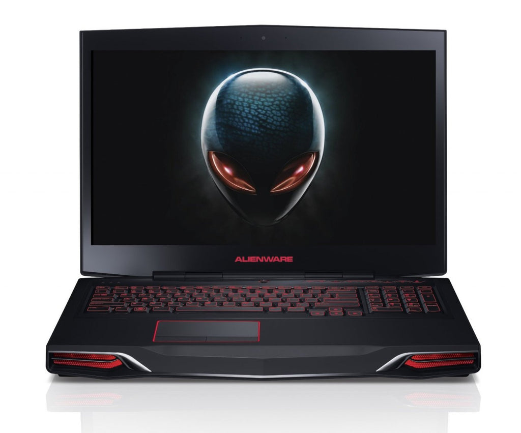 Alienware M17X R4 i7 8GB RAM NVIDIA GTX 675M Gaming Laptop
