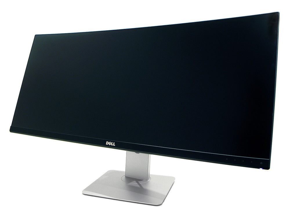 Dell U3415W Ultra-wide 34 Inch Curved WQHD Monitor Seller Refurbished