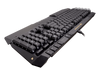 Cougar 500K Gaming Keyboard - Back Angled
