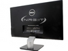 Dell S2340L Dell 23 inch monitor Angled Right