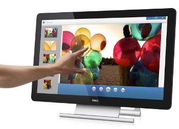 Dell P2314T 23 inch Touch screen Monitor Main