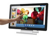 Dell P2714T 27 inch Touchscreen Monitor Angled On 2