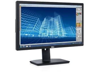 Dell U2413 Ultrasharp Full HD 24 Inch Monitor