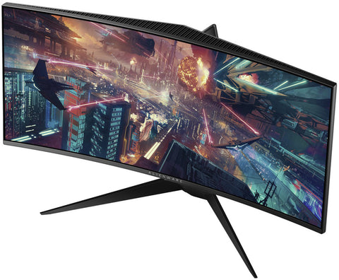 Dell Alienware AW3418DW GSync 120Hz 34 Inch Gaming Monitor Image 2