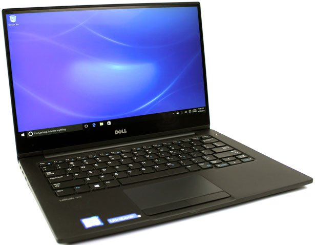 Dell Latitude 13 7370 M7 8GB RAM 128GB SSD 13.3 Inch Laptop