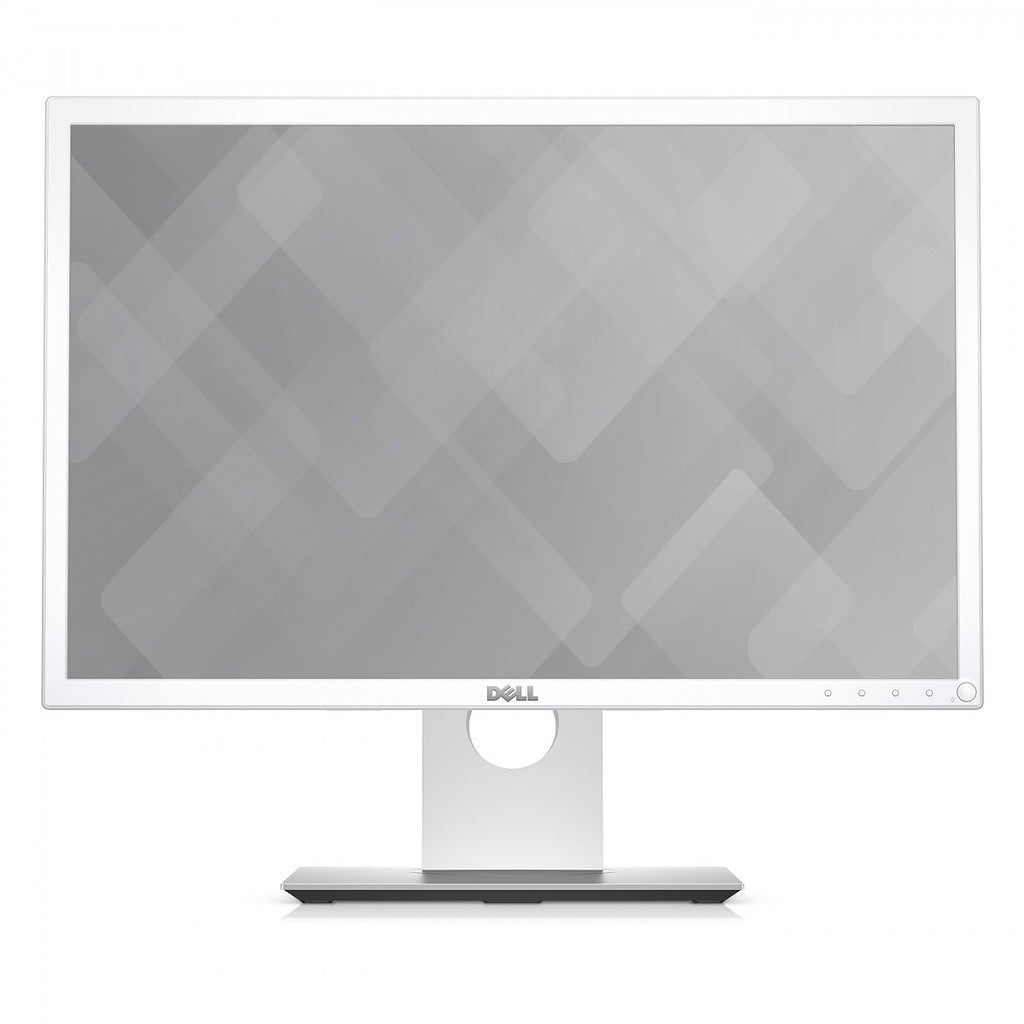 Dell P2217WH White 22 Inch Monitor With Stand Included