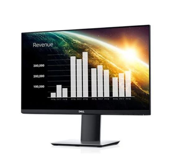 Dell P2319H FHD IPS InfinityEdge 23 Inch Desktop Monitor