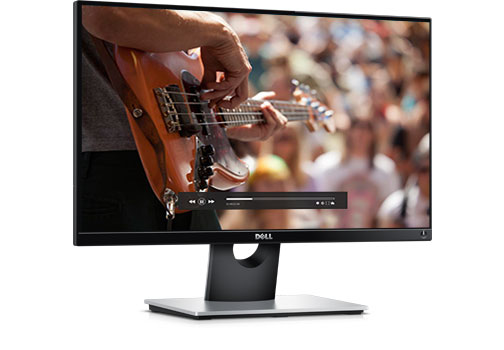 Dell S2316H 23 Inch Dell Monitor with Speakers - Seller Refurbished
