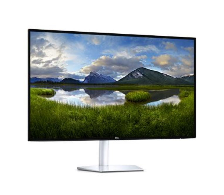 Dell S2719DC 27 inch HDR USB-C Ultra-slim InfinityEdge Quad HD AMD FreeSync Monitor