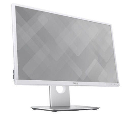 Dell U2412MWH Ultrasharp White 24 Inch Monitor Seller Refurbished