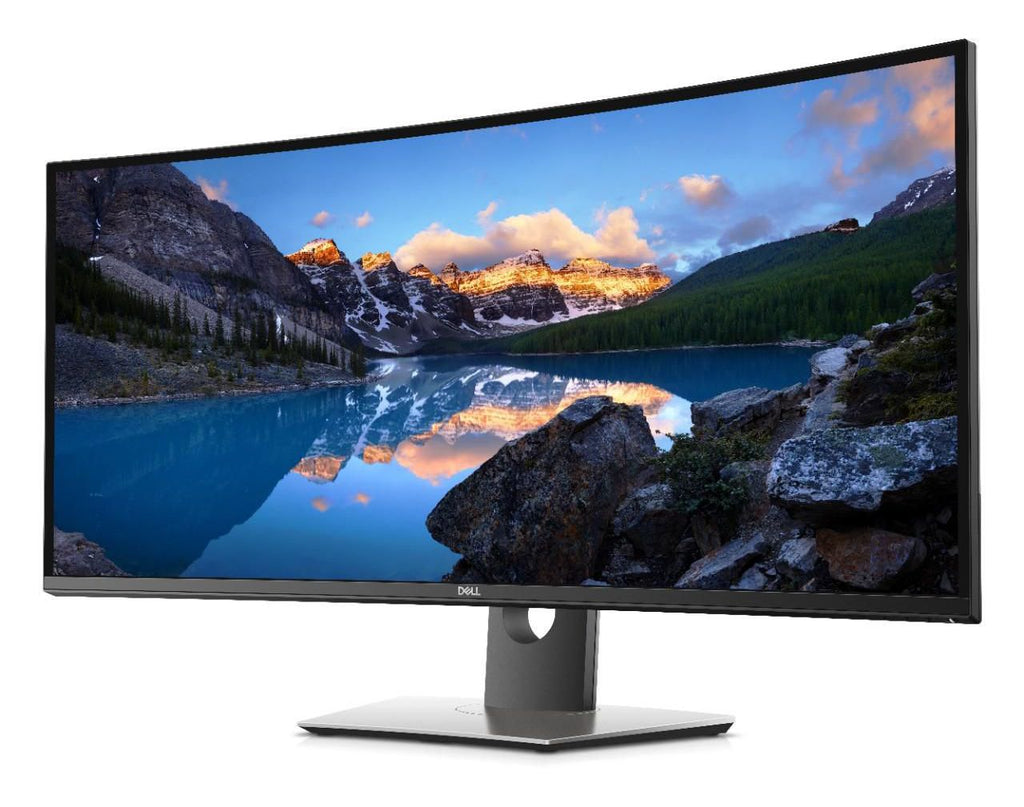 Dell U3818DW Ultra-wide Ultrasharp WQHD+ Curved 38 Inch Monitor