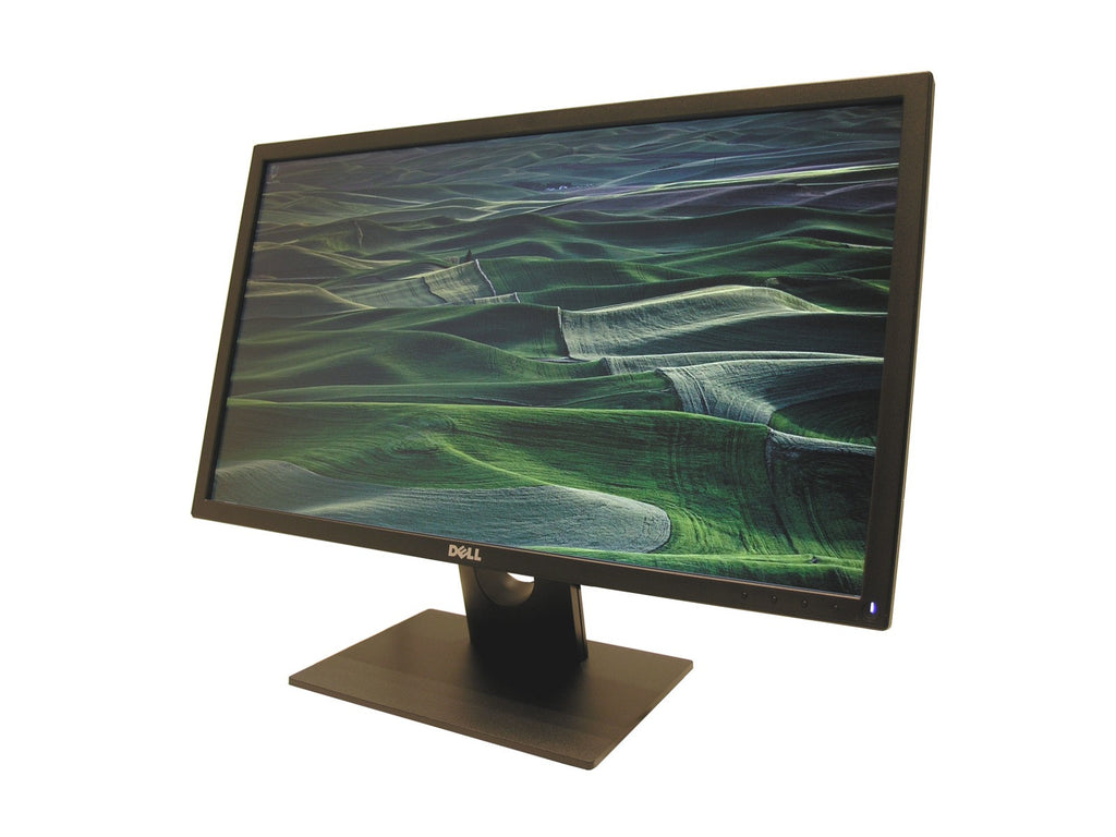 Dell E2417H Wide Screen Full HD 24 Inch Monitor- Seller Refurbished