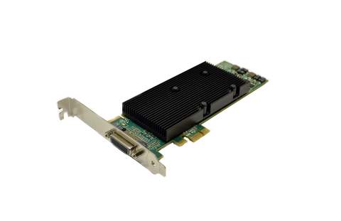 Matrox M9120 Plus LP PCIe x1 Graphics Card