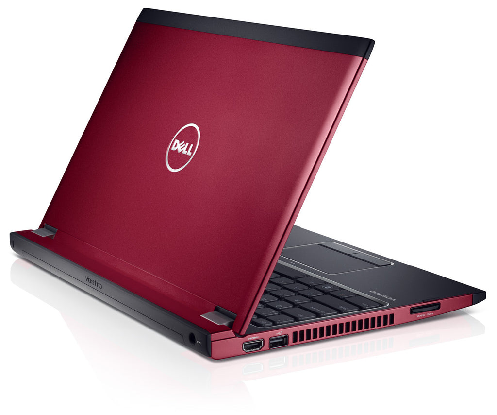 Dell Vostro V131 i5 8GB RAM Cheap Red 14 Inch Laptop