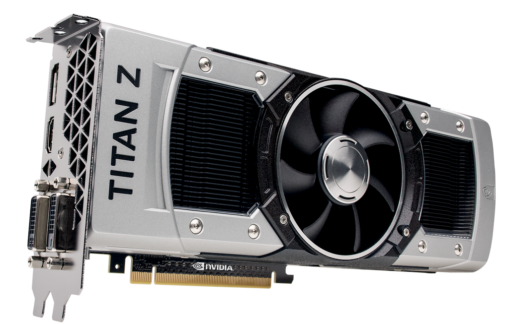 NVIDIA GeForce GTX Titan Z 12GB GDDR5 Gaming Graphics Card Dell OEM