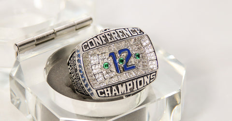 Ring for the 12s- Conference Champions