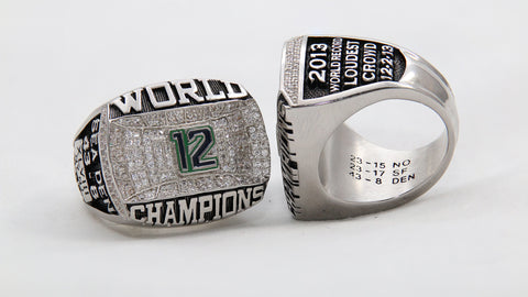 Ring for the 12s (Mens)