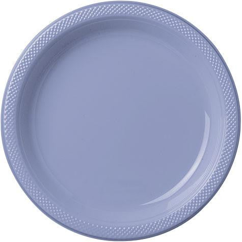 Solid Pastel Blue Tableware