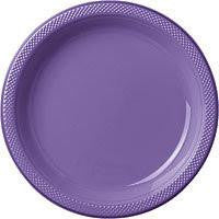 Solid Purple Tableware