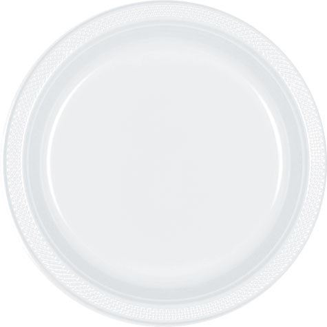 Solid White Tableware