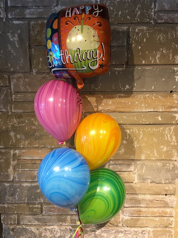 Happy Birthday Balloon Bouquet #2