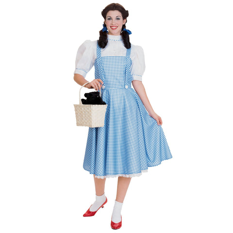 Dorothy, The Wizard Of Oz - Teen Girl's Costume Dress
