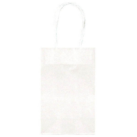 White Paper Cub Bags (10 Ct.)