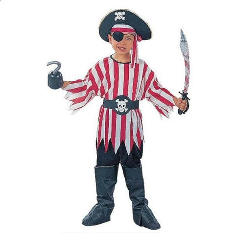 Pirate Boy - Child's Costume