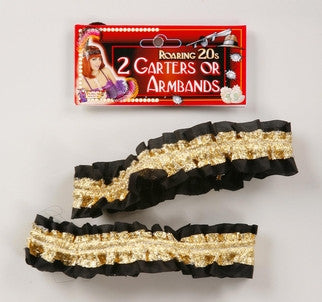 2 Garters Or Armbands