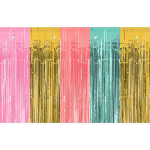 Door Curtain - Pastel