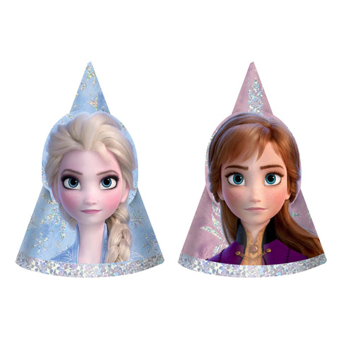 ©Disney Frozen 2 Party Hat 8ct