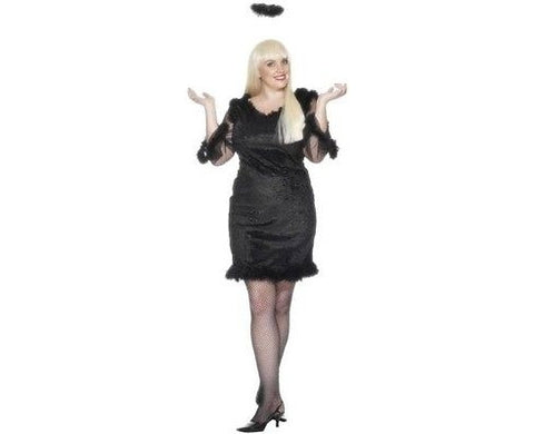 Dark Angel - Women's Plus-Size Costume
